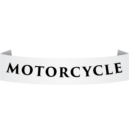 shield icon - Motorcycle